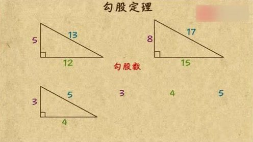 北师大版八年级数学上册第一章 勾股定理