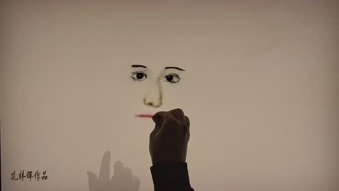 艾倫佩吉 沙畫