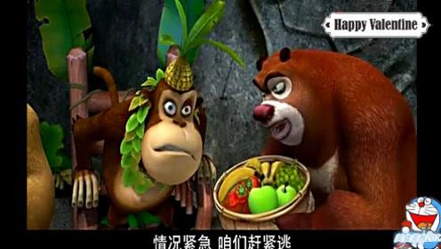熊大熊二动画片