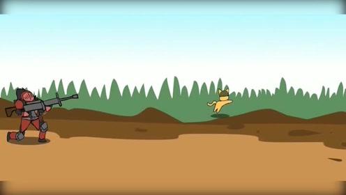 怪物猎人世界搞笑动画:初次玩怪物猎人世界,仿佛看到了自己
