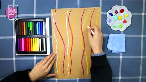 人教版三年級美術下冊第13課 彩線貼畫