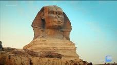 狮身人面像周围原来都是石块?真的用于修建周围的神庙了么?