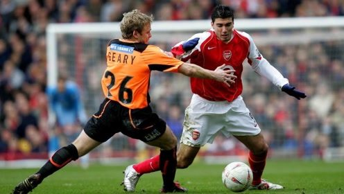 愿天堂也有足球,雷耶斯阿森纳生涯高光集锦