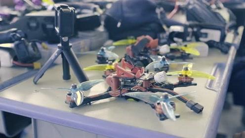 第二届国际无人机竞速大奖赛宣传视频