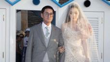郭碧婷向佐婚礼石锤,双方父母表情惹眼,豪门娶媳妇果然与众不同