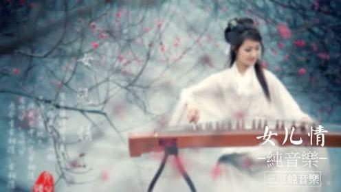 女儿情-纯音乐,轻音乐,安静心灵音乐,放松好