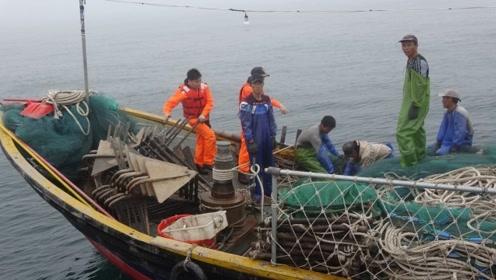 台湾当局连续两天扣押大陆渔船,更是暴力到至极,拔枪瞄准逼渔民