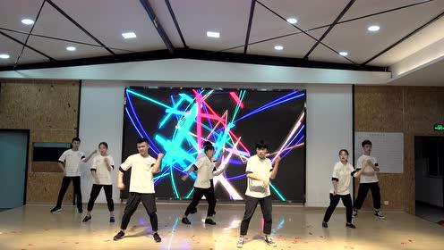 52届启动大会环球银泰舞蹈