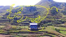 在农村住这样的风水宝地,补贴五十万,你愿意搬走吗