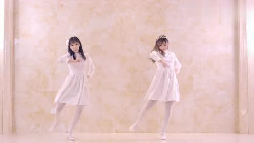 两人舞蹈简单易学女生,《少女未遂》节奏感超强的舞蹈