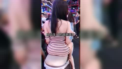 热门小视频:越南美女这开车技术不错喔