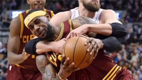 NBA大盘点:这也能进? 盘点NBA遭遇恶意犯规的2+1