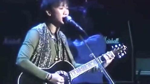1991年香港红体育馆音乐会现场黄家驹Amani和平