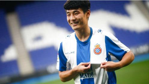 共进退!武磊正式续约,下赛季的西班牙人还能重返西甲吗?