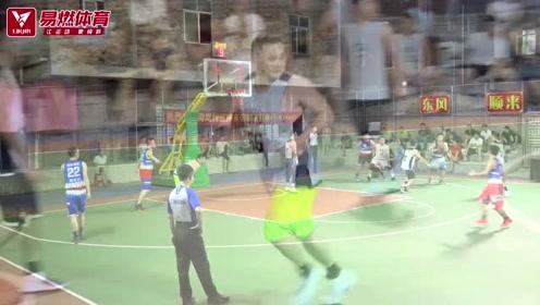 易燃体育:海尾村篮球友谊赛8月31日每日精彩集锦