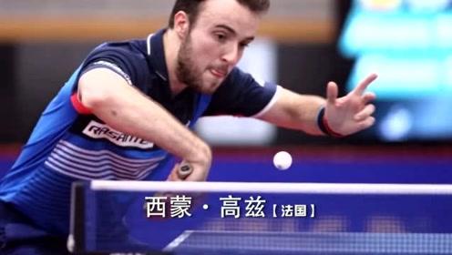世界乒坛最强防手排名,第一名当之无愧,太厉害了