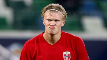 猛!20岁哈兰德暴力超车+狂造3球,助挪威5-1大胜