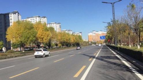 旅游来到陕北榆林市,感觉这里的空气质量比西安的好