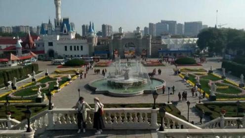 """咱也""""富游""""一次,北京世界公园,没想到里面这么壮观!"""