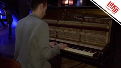 超长待机!俄罗斯钢琴家连续演奏50小时打破世界纪录