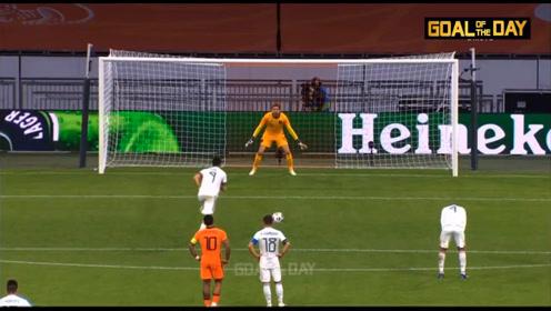 足球友谊赛直播回看:荷兰0-1墨西哥 全场精彩集锦