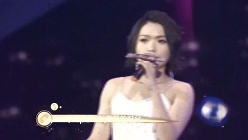 庄心妍伤感歌曲《再见只是陌生人》,每句歌词都让人听得心痛!