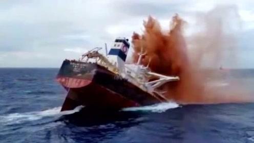 惊心动魄的海上救援视频集锦,向风暴中的逆行者致敬