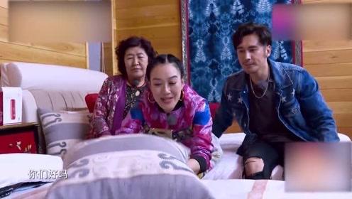 张伦硕一视频就先找考拉,太宠女儿了,考拉不愧是团宠啊!