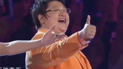 小伙自称男版韩红,演唱《那片海》开口即成经典,获韩红本人大赞