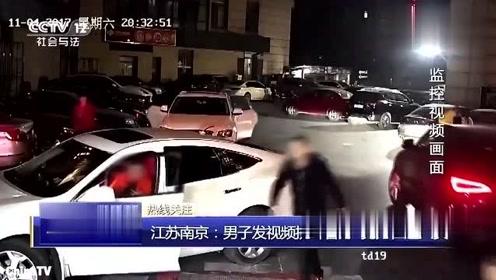 不作不死,嚣张逃犯坐警车上抽烟,发视频挑衅民警,结果让人拍手叫好