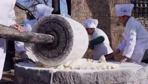 山西美食:中国古代就有了方便面,碱面防酸,肉臊增香,鲜香美味