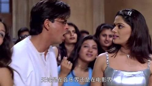 当印度舞配上《极乐净土》,感觉太神奇了,网友:有点上头