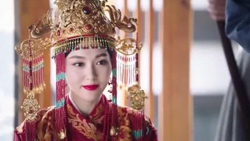 燕云台:萧燕燕韩德让大婚,穿着当年的婚服嫁给韩德让,有情人终于在一起