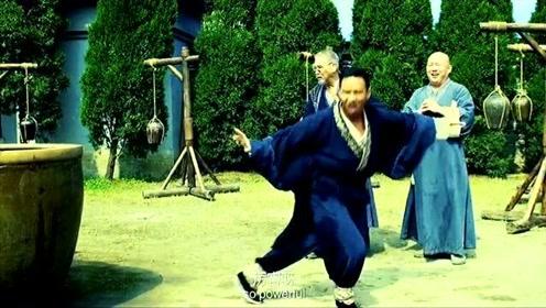 电影《新乌龙院之笑闹江湖》的搞笑片段!宝师