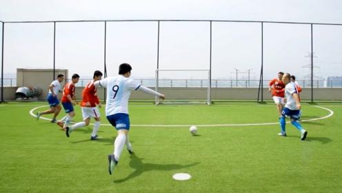 燃烧的足球!海德威足球俱乐部精彩集锦