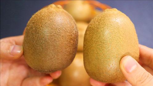 买猕猴桃时,如何辨别有没有打激素?果农:记住3点,一挑一个准
