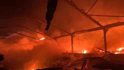 损失惨重!80辆豪车惨遭人为纵火,1000多万限量款法拉利面目全非