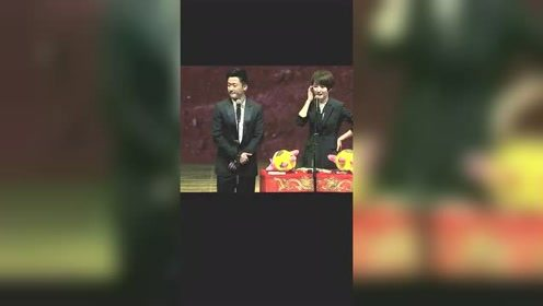 岳云鹏叫谢楠姐姐,吴京不答应了,小岳岳一秒