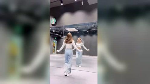 基础爵士编舞aoa《短裙》舞蹈教学