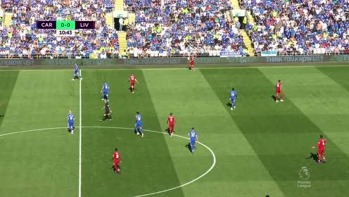 【原声】18/19英超第35轮:卡迪夫城vs利物浦  上半场