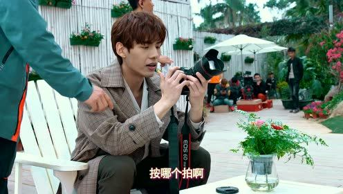 Behind the scenes: All talent Qianyu teaches Taichu how to photograph | Forget You Remember Love