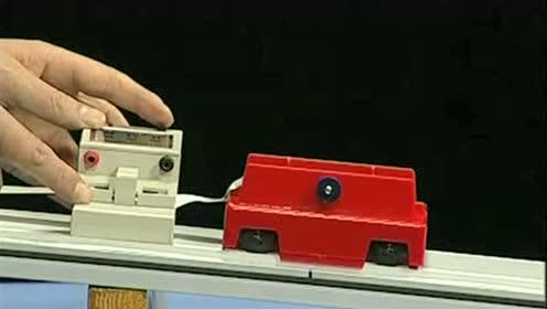 高中物理必修1第二章 匀变速直线运动的研究 1 实验:探究小车速度随时间变化的规律_演示实验