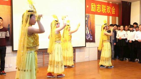 精彩民族舞蹈《天竺少女》