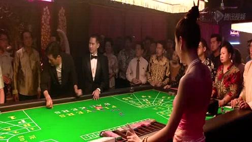 高先生光临赌场,不用带钱,单单大名,人家送一百万