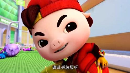 猪猪侠动画片