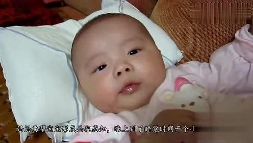 小宝宝饿得大哭,妈妈却不理睬,网友:这就对了