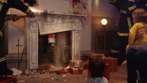 圣诞节真的快乐吗?搞笑广告:一年中最倒霉的