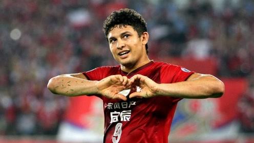 中国足球迎来喜讯,埃尔克森即将归化,恒大球迷表示非常乐意