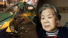 """宾利撞的士""""爱心车厢""""的哥丧生,8旬奶奶得知后捐款"""