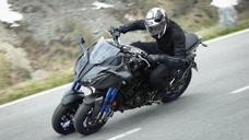4款高科技摩托车